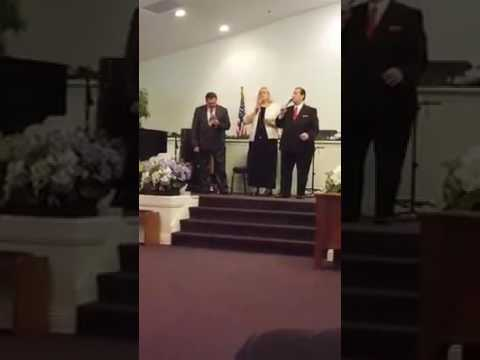 """""""There Is A Fountain"""" sung by Brother Curtis Turner, Sister Pamela Turner and Brother John Turner"""