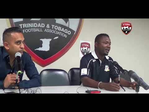 St Kitts  head coach reacts to 1-1 draw with T&T in CONCACAF Women's Qualifier