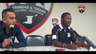 St Kitts  head coach reacts to 1-1 draw with T&T in CONCACAF Women