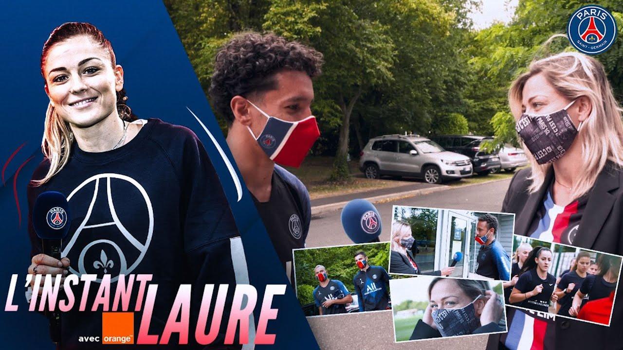 L'INSTANT LAURE : LE RETOUR DE NOS PARISIENS ET PARISIENNES !