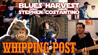 """Blues Harvest featuring Stephen Costantino - """"Whipping Post"""" (lockdown session)"""