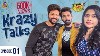 Krazy Talks With Kajal || #sokhil || Akhil & Sohel Exclusive Interview || Ep 1 || RJ Kajal