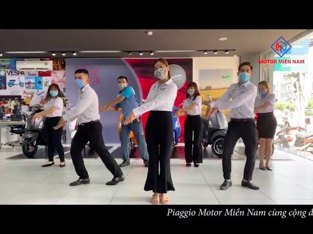 Cover Vũ Điệu Rửa Tay - Ghen Cô Vy | Piaggio Motor Miền Nam