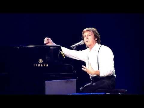 Paul McCartney tells Jimi story, 45 Beatles Anniversary Shea, Sid Bernstein- Hilarious