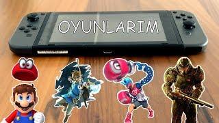 NİNTENDO SWİTCH OYUNLARINI OYNADIM! (Nintendo Switch Oyunları)
