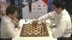 Levon Aronian vs Kramnik - Final Armageddon Chess Blitz Game