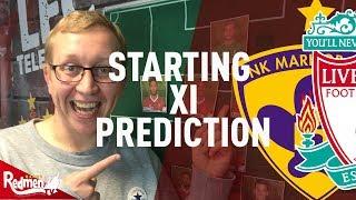 Maribor v Liverpool | Starting XI Prediction LIVE