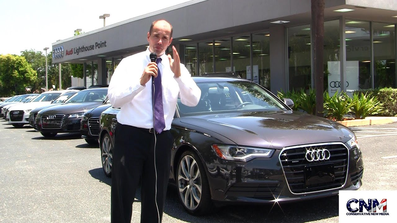Audi A6 W 20 Inch Wheels Amp Audi Connect Plus Customer Testimonial By John D Villarreal