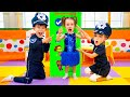 Five Kids Adult wants to be low + more Children's Songs and Videos
