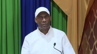 Khalifatul Masih V (atba) message to PAAMA UK