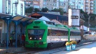 Linha da Beira Baixa Covilhã Allan 0350 - 2006