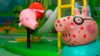 Мультики - Свинка Пеппа все серии подряд без остановки! Смотреть мультик Свинка Пеппа все серии
