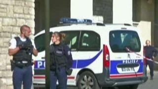 Terror eyed in Paris vehicle attack that injured 6 soldiers