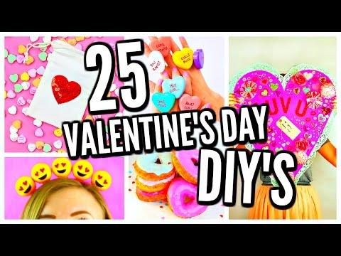 25 DIY Valentine's Day Gift Ideas, Room...