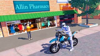 Bike Racing Games - Power Racer City Moto Bike SIM - Gameplay Android free games