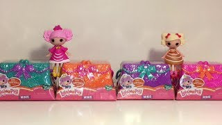 Lalaloopsy Mini Dolls Blind Bag Series 4 Toy Opening & Review