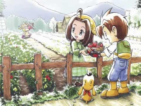 Harvest Moon: A Wonderful Life SE - Breeze song