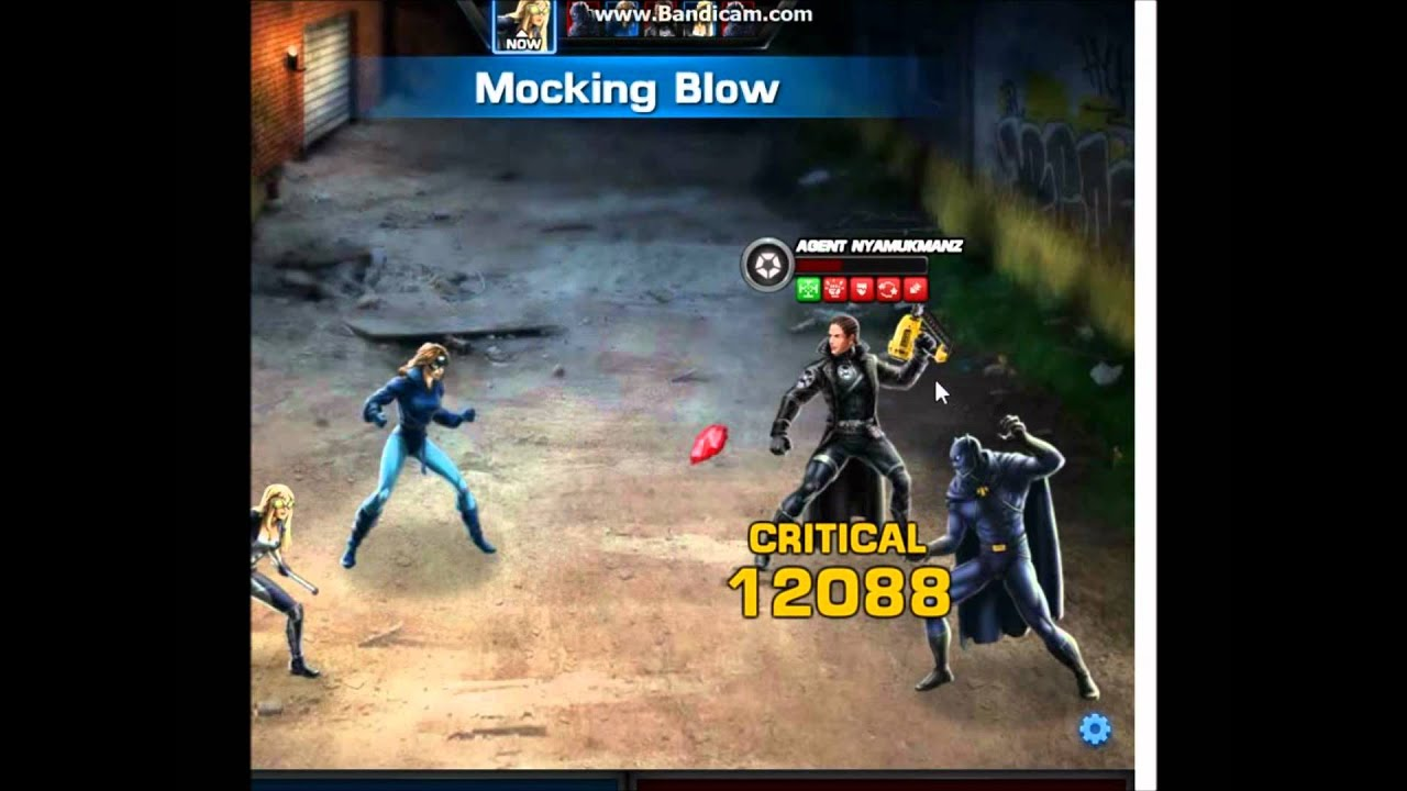 Mockingbird avengers