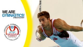 2018 Mersin Artistic Gymnastics World Challenge Cup – Highlights Men