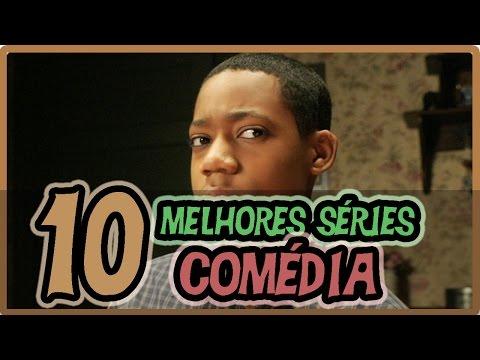 MELHORES SÉRIES DE COMÉDIA! - TOP 10