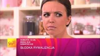 """Słodka rywalizacja"""" -- Nowy program TVN Style. Oglądaj w soboty o 12:35!"""