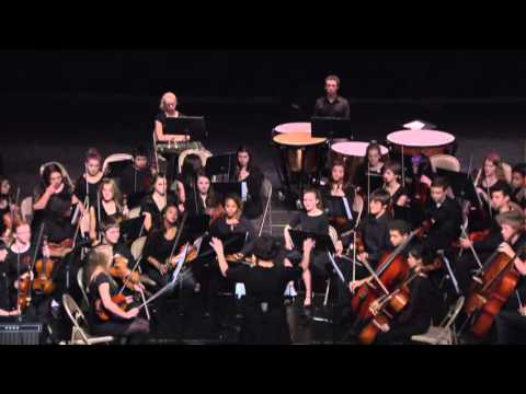 City Middle High School Fall Orchestra Concert
