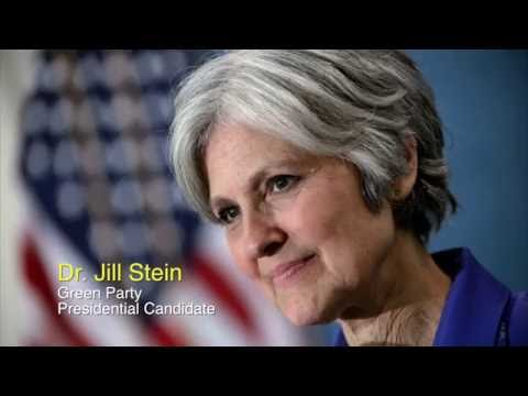 Jill Stein: Stand Up!