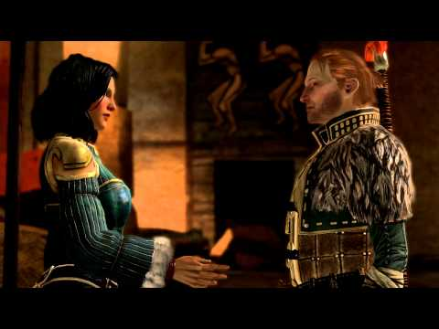 Dragon Age 2 Anders Romance (female) Hawke