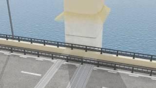 Opravy betonu - mosty, MC-Bauchemie