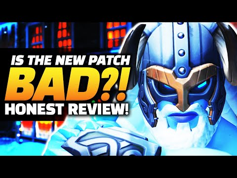 Overwatch - New Patch GOOD or BAD?! Honest Review! - Meta Fixed?!
