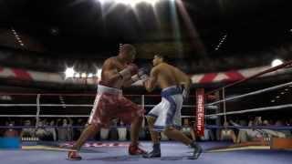 Dolphin Emulator 4.0.2 | Fight Night Round 2 [1080p HD] | Nintendo GameCube