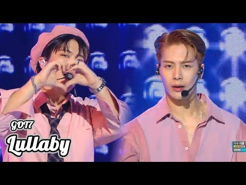 [HOT] GOT7 - Lullaby, 갓세븐 - Lullaby  Show Music Core 20181006
