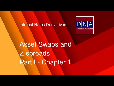 Asset Swaps and Z-spreads -- Chapter 1