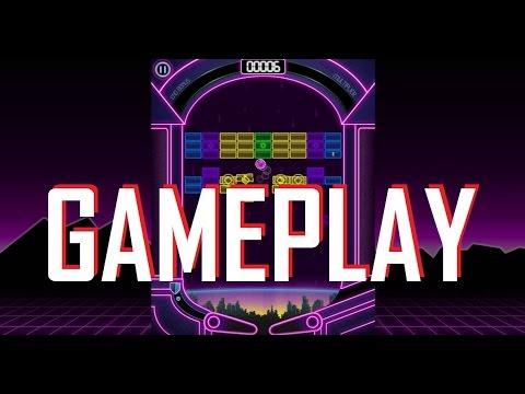 Pinball Breaker Forever Gameplay iOS HD