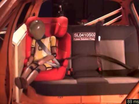 cybex free fix adac 2010 youtube. Black Bedroom Furniture Sets. Home Design Ideas