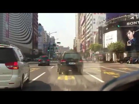 driving in taiwan essay