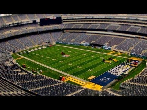 From Giants to Jets  Morphing MetLife Stadium - YouTube f5dc70282