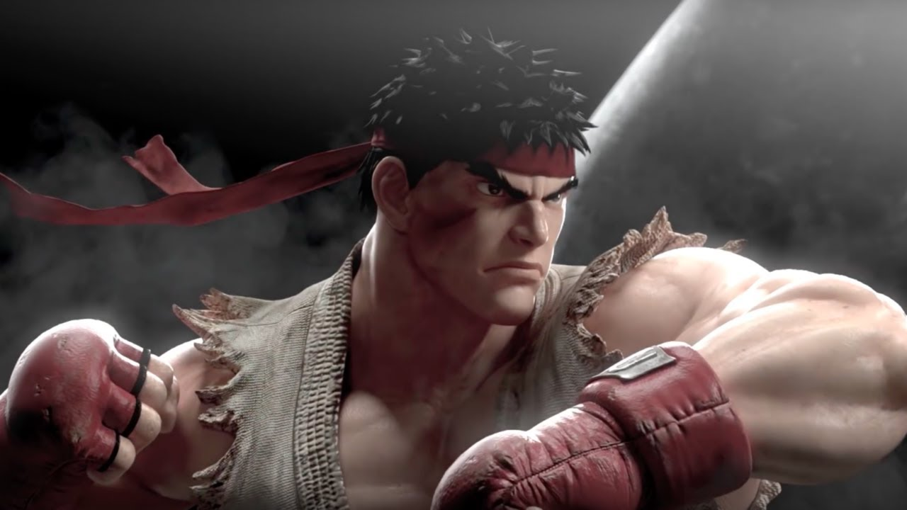 Street Fighter 5: Arcade Edition – Cinematic Opening