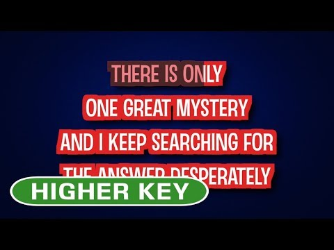 Lady Antebellum - One Great Mystery | Karaoke Higher Key