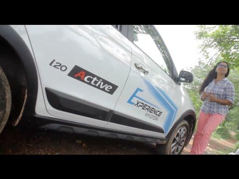 Hot Wheels - Test Drive - HYUNDAI i20 ACTIVE And PORSCHE CAYENNE (Episode 104)