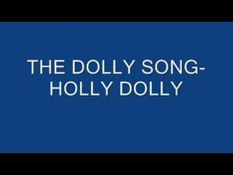 The Holly Dolly song