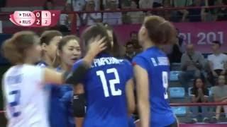 Highligh Pimpichaya Kokram (THA) 18yo during | Thailand - Russia : WGP 2016 thumbnail