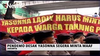 Yasonna Laoly Sebut Tanjung Priok Banyak Kriminal, Warga Turun ke Jalan - iNews Sore 22/01