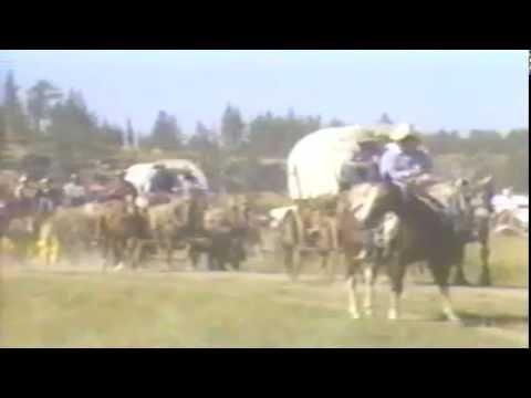 The Great Montana Centennial Cattle Drive