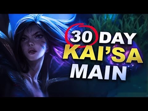 What I learnt from maining Kai'Sa for 30 days