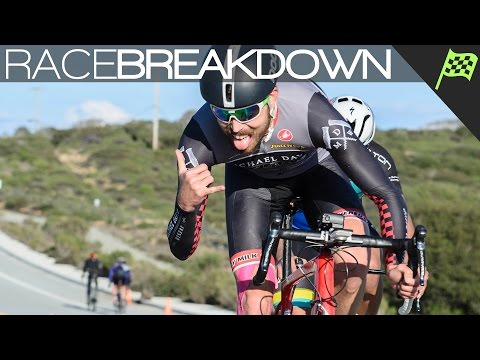 2 Man Breakaway (Cycling Race Breakdown)