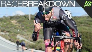 2 Man Breakaway (Cycling Race Breakdown)