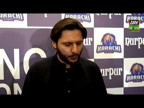 'A little effort of every individual in team creates a great impact' - Shahid Afridi