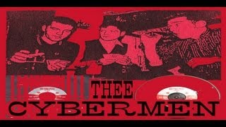 Gambar cover THEE CYBERMEN - A New Kinda Lovin' DIG The Fuzz Records