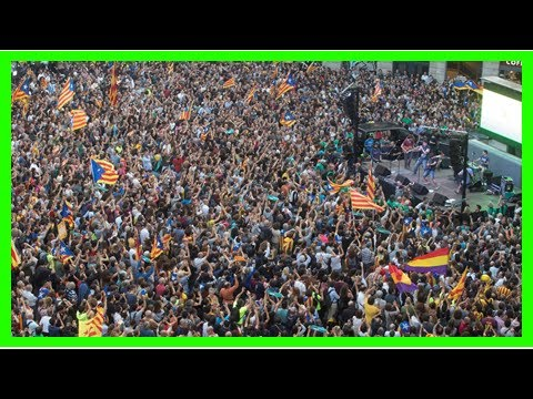 US Newspapers - Catalonia independence: view from the streets of belfast